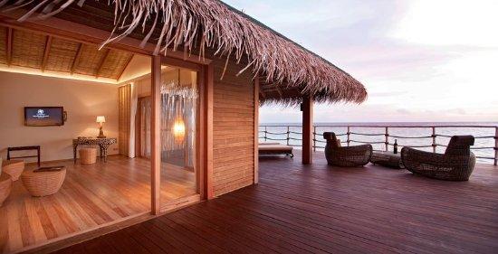 Moofushi Island: Guest room