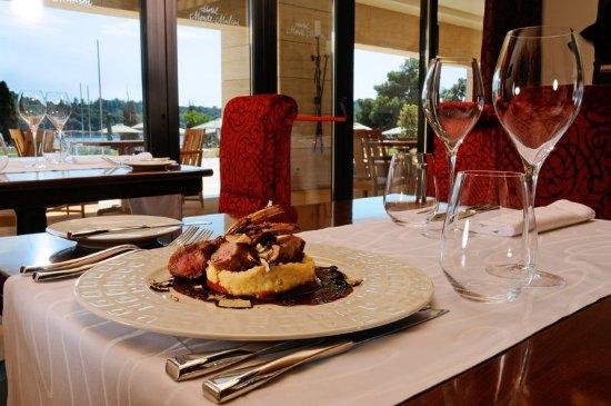 Hotel Monte Mulini: Restaurant
