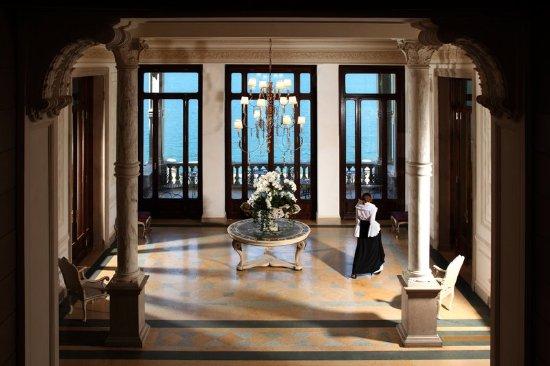 Blevio, إيطاليا: Lobby