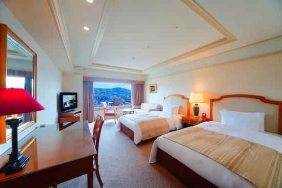 Hotel Nikko Princess Kyoto: Guest room