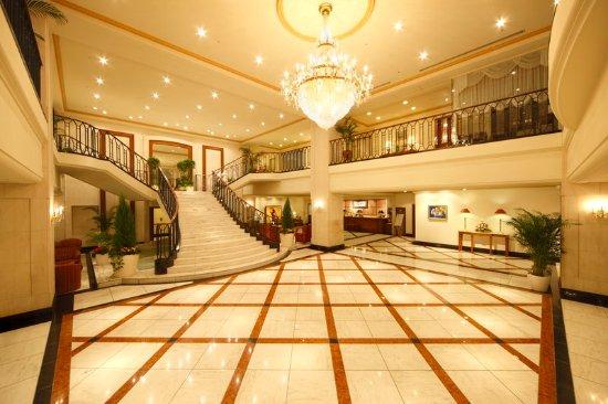 Hotel Nikko Princess Kyoto: Lobby