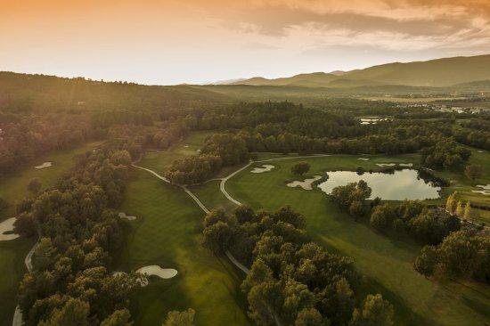 Tourrettes, Frankrig: Golf course