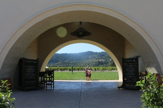 Oakville, CA: Robert Mondavi Winery