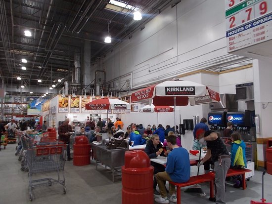 costco food court dimond blvd costco anchorage ak
