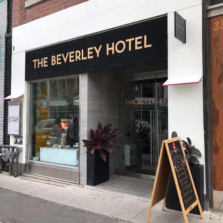貝弗利酒店