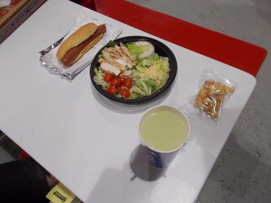Costco Dimond Anchorage Food Court