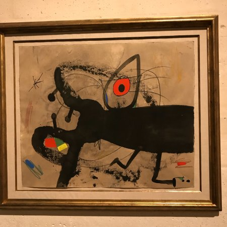 Pilar and Joan Miro Foundation in Mallorca: photo4.jpg