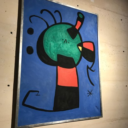 Pilar and Joan Miro Foundation in Mallorca: photo8.jpg