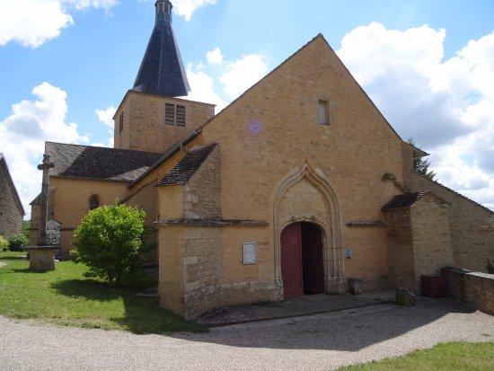 Chateauneuf, Francia: L'église