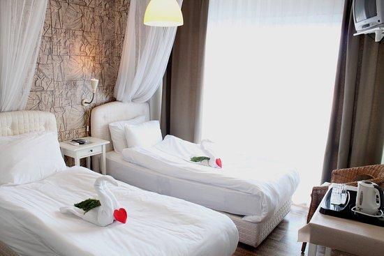 Urkmez Hotel: Comfort Twin Room
