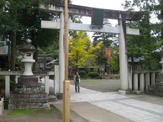 Uesugi Jinja Shrine Photo