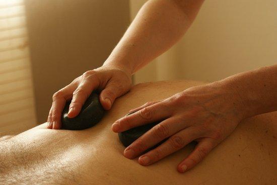 Ahlefeld, Γερμανία: Hot Stone Massagen