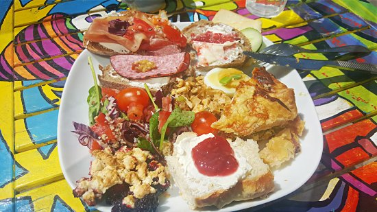 Cafe Grannen: brunch