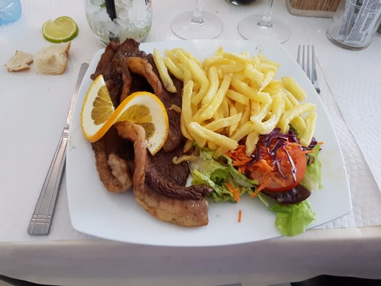 Igny, Fransa: Picanha de boeuf
