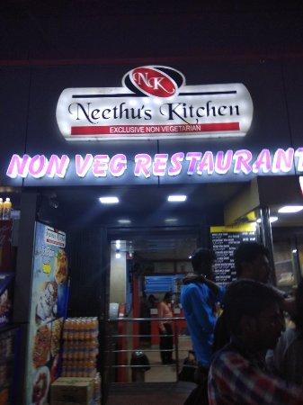Lunch At Neetus Ksr Bengaluru Railway Station Review Of Neethus Kitchen Restaurant Bengaluru India Tripadvisor