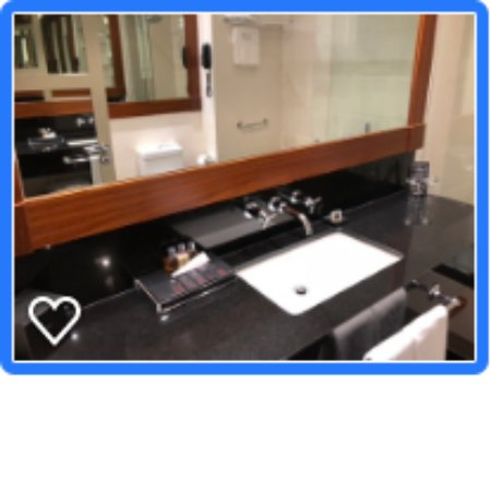 Hotel 1898: Bathroom