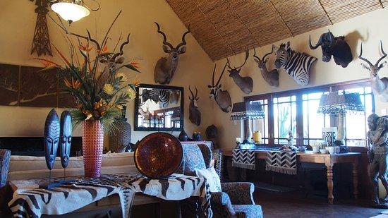 Greater Addo, Sudáfrica: Aufenthaltsraum