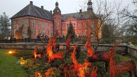 Sande, Alemania: Weihnachten auf Schloss Gödens 2017