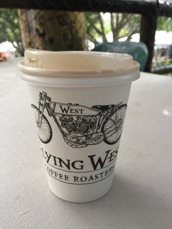 Eumundi, Australien: Great coffee and coffee vendors!