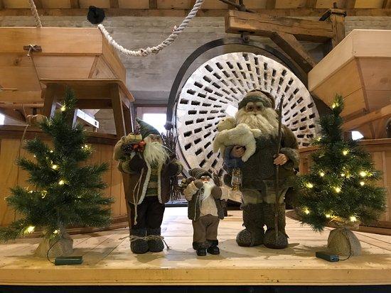 Aarschot, Бельгия: Kerst sfeer in Bistro ter Bogaerde