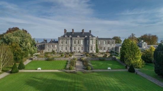 Castle Durrow: A birdseyeview