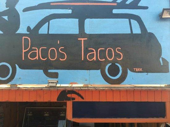 Imsouane, Maroko: Paco's Tacos