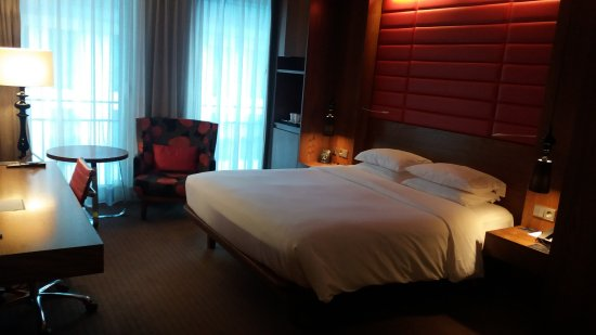 Hilton The Hague: room 544