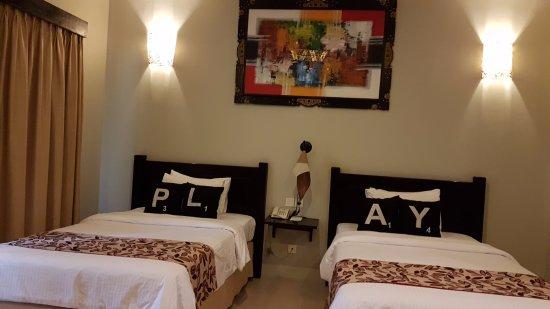 Kebun Villas & Resort: seroja room