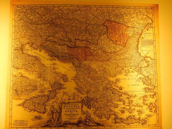 Map Of Europe Picture Of Stadtmuseum Im Fembo Haus City Museum