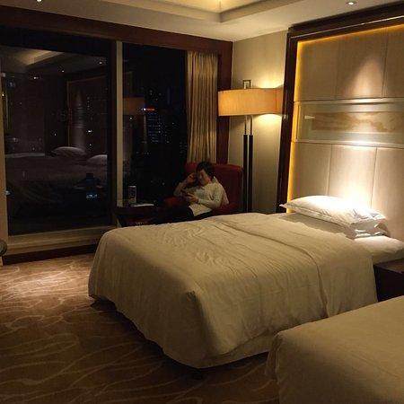 Sheraton Shanghai Hongkou Hotel: シェラトン上海虹口ホテル(上海虹口三至喜来登酒店)