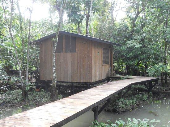 Fronteras, Guatemala: L'esterno è molto semplice.