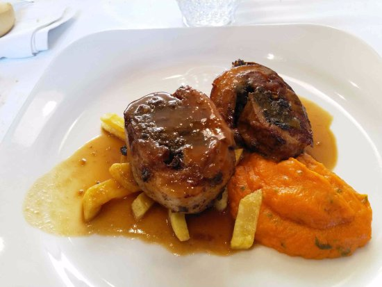 Lomo de cordero billede af restaurante gabi garc a - Restaurante gabi garcia ...