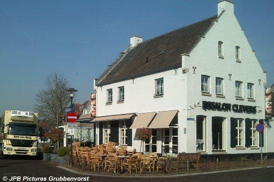 Zentrale Lage im Dorf Grubbenvorst, Limburg, NL