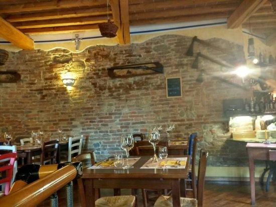 Restaurant Locanda del Bracconiere : Ristorante Locanda del Bracconiere