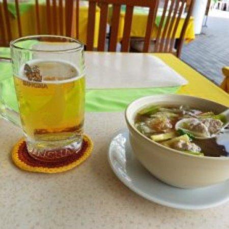 The Sweet Restaurant: Пиво и суп..