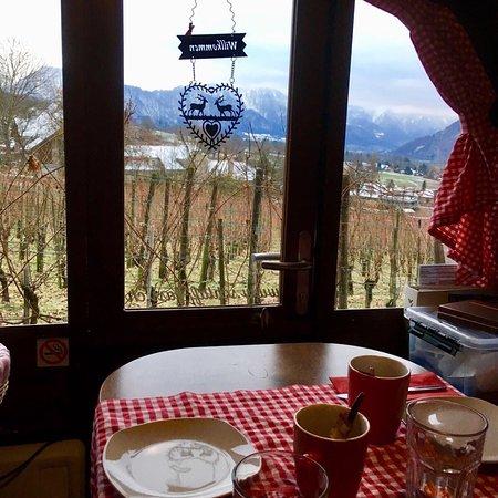 Schlaf-Fass Riesling-Silvaner Maienfeld: Frühstück