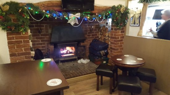 Alveley, UK: The Snug