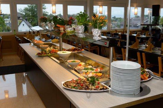 Tamm, Germany: ausgezeichnetes Buffet