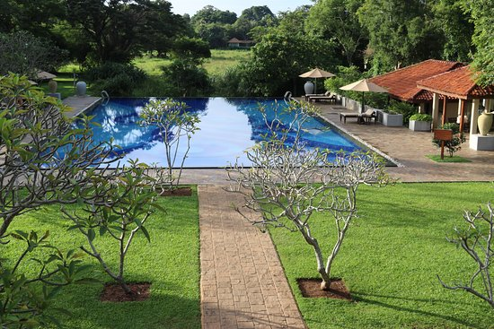 Thirappane, Sri Lanka: 30m pool