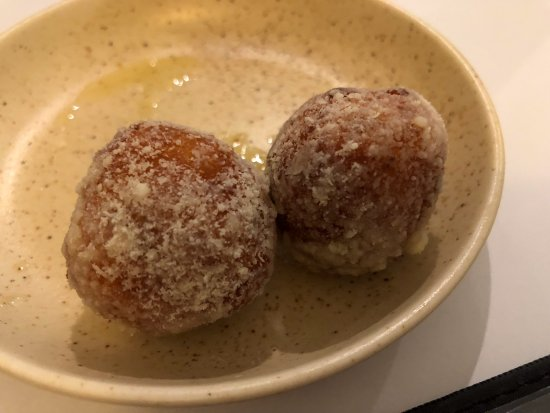 Scarborough, Australia: Arancini Balls