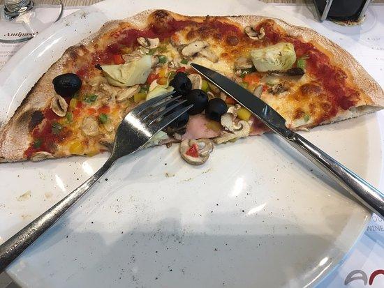 Zaventem, Belgique : Pizza