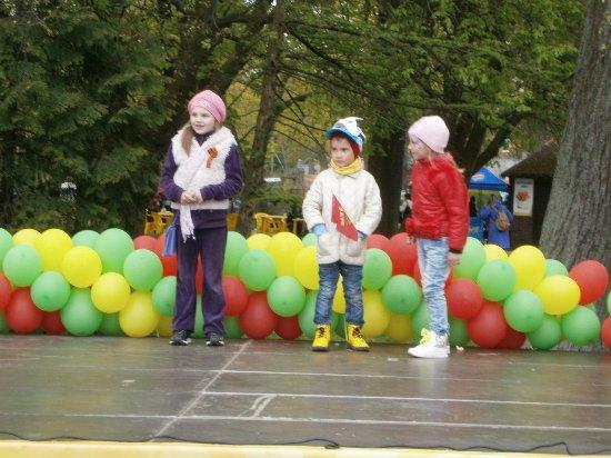 Калининградский зоопарк: Детям всегда есть, чем заняться