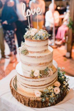 Nagykanizsa, Hungary: wedding cake