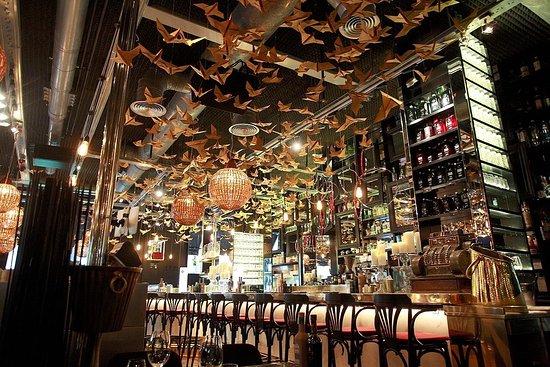 El portal taberna wines alicante restaurantbeoordelingen tripadvisor - Decoracion alicante ...
