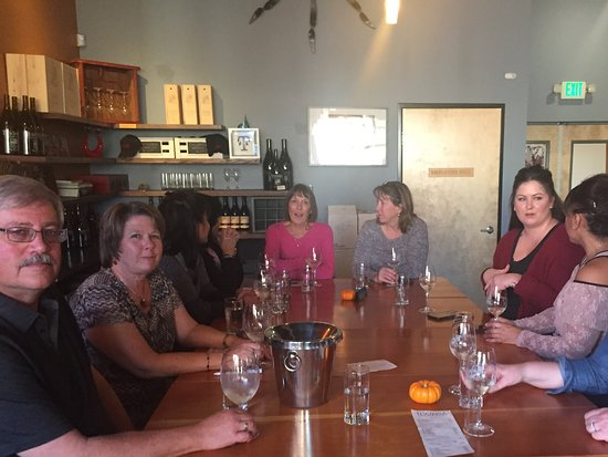 Best of Portland Food Tour: Wine...and more wine