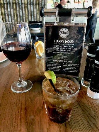 Aliso Viejo, Kaliforniya: Great Happy Hour