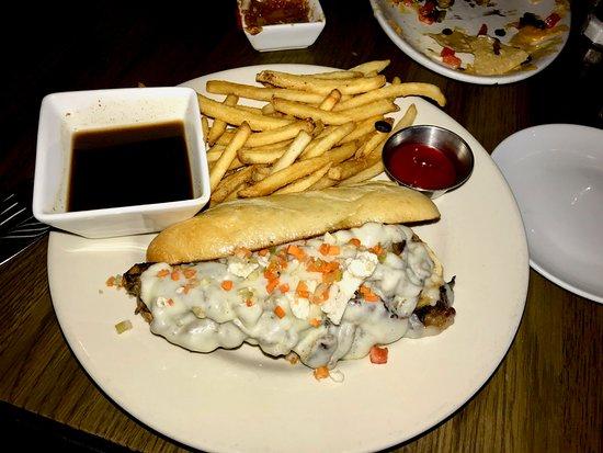 Aliso Viejo, CA: Prime Dip Sandwich