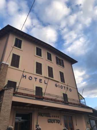 Hotel Giotto Assisi: Nice little place