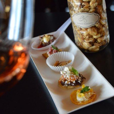 Stonewall, TX: Fall 2017 Wine and Food Pairing Menu!