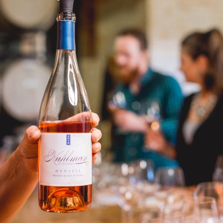 Stonewall, TX: 2016 Hensell Rose